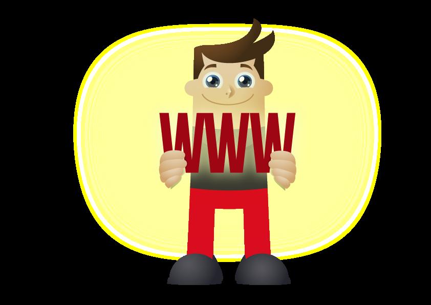 Webly con páginas web